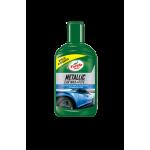 Восковой полироль Металлик + PTFE METALLIC CAR WAX+PTFE 300ML