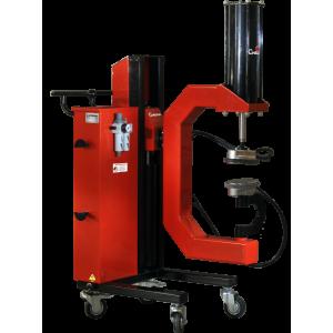 Вулканизатор с пневматическим приводом для грузовых авто, СИБЕК ЭЛЬФ-П