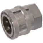 Муфта-байонет С3 OR (PA ARS 350), 250bar, 3/8внут, хромированная латунь