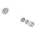 Ремкомплект для поворотного фитинга 26.1060.00 и 26.1061.00 PA Арт.26.1053.24