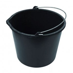 Ведро пластиковое мерное 20 л 3048-20