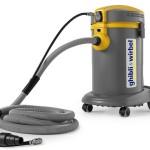 Пылесос для сухой уборки с розеткой для подключения электро и пневмоинструмента POWER TOOL D 36 P CO