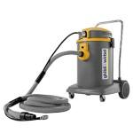 Пылесос для сухой уборки с розеткой для подключения электро и пневмоинструментаPOWER TOOL D 50 P COM