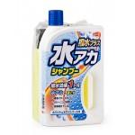 Шампунь для кузова защитный Soft99 Super Cleaning Shampoo + Wax для светлых, 750 мл