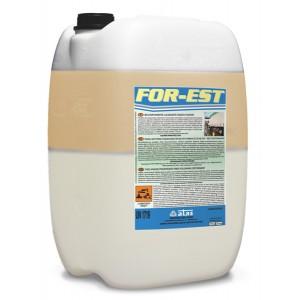 Для трудноудаляемых загрязнений и отложений FOR-EST концентрат 5 кг
