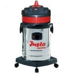 Пылесос для строительных работ PANDA 504 JUSTO INOX с розеткой 1,5кВ
