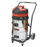 Пылесос для сухой и влажной уборки TORNADO 629 с системой FLOWMIX Inox