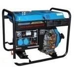 EDG 2800 E Генератор (дизельный с эл.стартером) 2,8 / 3,0 кВт
