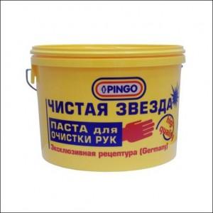 Паста для очистки рук, Чистая Звезда, 85010-0