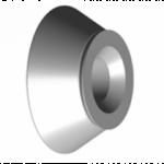 Конус центровочный 4х4 (new) 89-132мм, d вала 40мм, 150400049