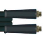 Шланг ВД двухоплёточный, (EU) 2SN-08, штуцер 3/8-штуцер 3/8, 10m, 400bar для NILFISK-ALTO, KLINNET