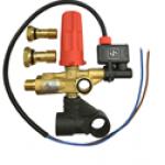 Регулятор давления SETMATIC magnetic total stop (серии помп 44,47,60,63, Evo1,Evo2,Evo3), 310bar, 6-