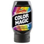 Цветной автополироль черный  Color Magic BLACK 300 мл