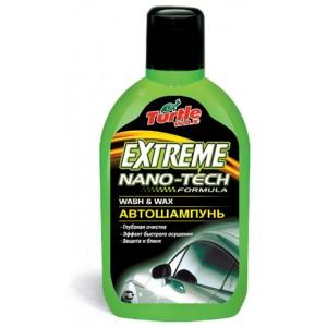 Автошампунь Extreme Nano Tech WASH & WAX 500 ml