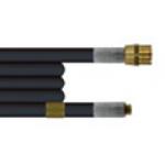 Шланг для прочистки труб и промывки канализации 40m (DN06, 300bar, 100°C, М22х1,5внеш-1/8внеш)