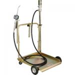 Комплект передвижной для маслораздачи, (насос 3:1) с тележкой, LUBEWORKS 1700232