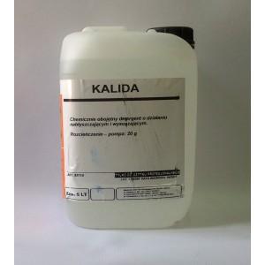 Горячий воск Kalida 5л