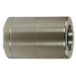 Муфта обжимная 1SN NW06, оцинк. сталь (диаметр 13,3mm, длина 25mm)
