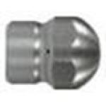 Форсунка каналопромывочная (с боем назад, вход 1/8внут, 3 отверстия, размер 035)