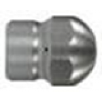 Форсунка каналопромывочная (с боем назад, вход 1/8внут, 3 отверстия, размер 055)