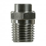 Форсунка 00030 (сила удара-100%), 1/4внеш, нерж.сталь