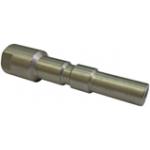 Ниппель удлиненный (KW) 250bar, 1/4внут, нерж.сталь BT