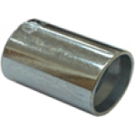 Муфта обжимная 1SN DN06, внут.диаметр-13,3mm, длина-25mm, оцинк.сталь