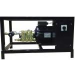 Стационарный аппарат в/давления 1260 л/ч, 215 бар Totalstop 7,5 кВт 1450 об/мин