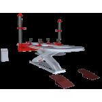 Cтапель платформенный с ножничным подъемником, SIVER (СИВЕР) ЕL-210
