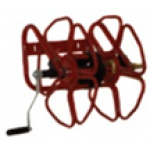 Настенный барабан для шлангов 40m, 10bar, вход 3/4 внеш, выход 3/4 внеш