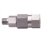 Поворотная муфта для консоли 28.3350.80, 390 бар, 40 л/мин, 160 °C, вход-3/8внеш, выход-3/8внут
