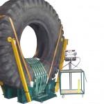 Вулканизатор (4 гибких нагревателя и 3 пневмоподушки в чехлах) КОМПЛЕКС-4