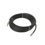 Шланг для прочистки труб и промывки канализации с форсункой 3 отв., раз 100 40m DN 05, 200bar, 60° М