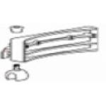 Крепление тележки для бака пылеоса TORNADO Арт. 06993 MPVR S (020233)