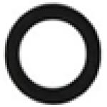 Комплект сальников для поворотных муфт 26.1060.00 и 26.1061.00, 4 шт.