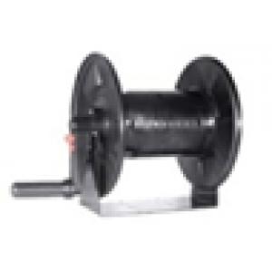 Катушка для шланга высокого давления (пластик/латунь), вместимость 40м