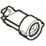 Корпус дефлектора для LS3 PA 25.0952.84