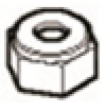 Гайка круглая для LS3