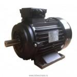 Мотор H100 HP 6.1 4P B34 MA Kw4,4 4P