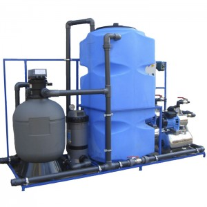 Сиситема оборотного водоснабжения АРОС 1