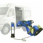 Станок шиномонтажный мобильный для грузовых авто NORDBERG 46TRKM
