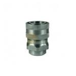 Муфта-байонет ST-3100 DN10, 250bar, 1/4внут, нерж.сталь