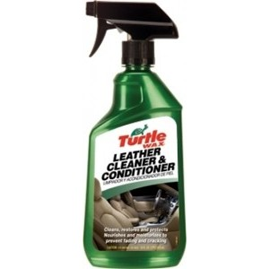 Очиститель и кондиционер кожи LEATHER CLEANER & CONDITIONER, 473 мл
