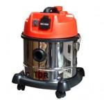 Пылесос для влажной и сухой уборки WL092A-15L INOX (с розеткой)