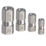 Обратный клапан VNR-I, 40l/min, 450bar, нерж. сталь, вход-3/8внут., выход-3/8внут. РА