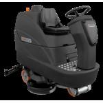9070000700 Поломоечная аккумуляторная машина с сидением для водителя Comet CRS102BT; без АКБ и ЗУ