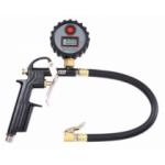 Пистолет для подкачки шин с цифровым манометром 11 бар MIGHTY SEVEN SB-201