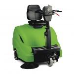 Подметальная машина аккумуляторная IPC Gansow 712 ET Rider Carpet