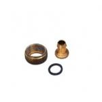 Штуцер (ниппель для водопроводного шланга), вход-17мм, выход-3/4внут MTM