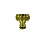 Штуцер (ниппель для водопроводного шланга 3/4внут), латунь